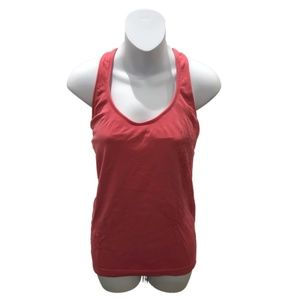 American Eagle Pink Racerback Active Tank Top